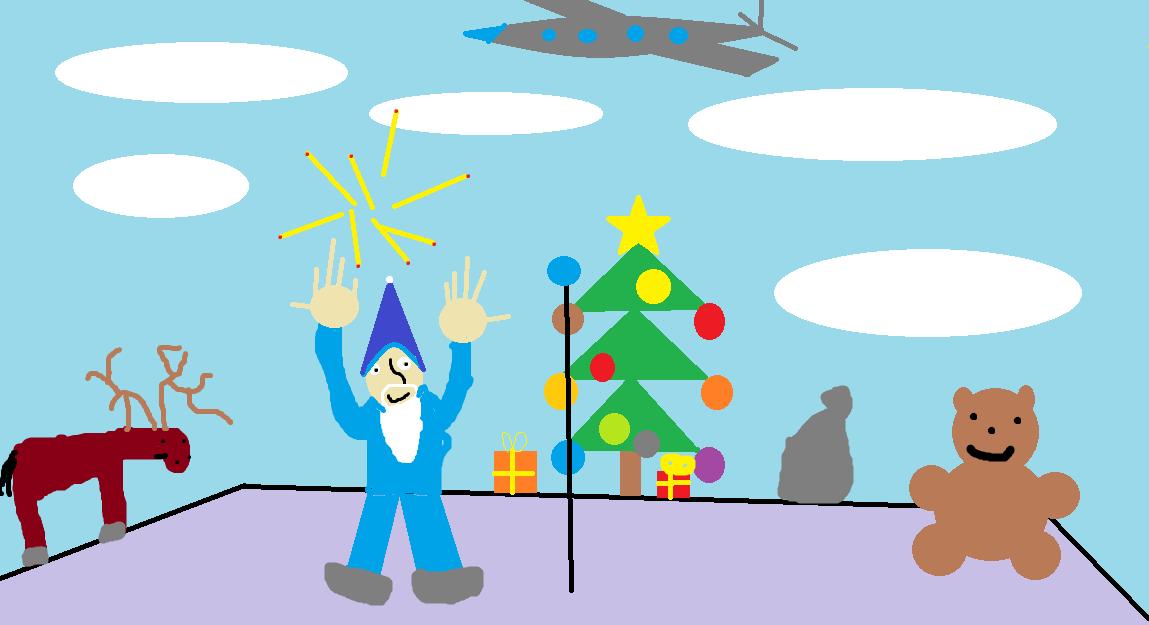 волонтеры - Новый годa