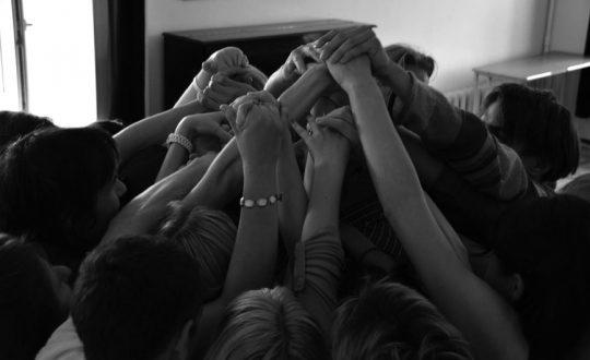 Управление волонтерской группой