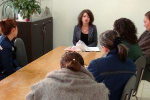 Волонтеры встретились с осужденными в женской колонии №5 Волонтеры встретились с осужденными в женской колонии №5