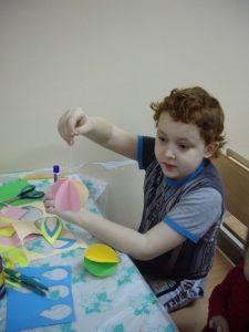 Волонтеры посещают детские больницы Москвы