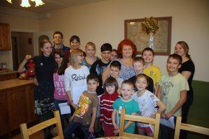 Святки Волонтеры Даниловцы