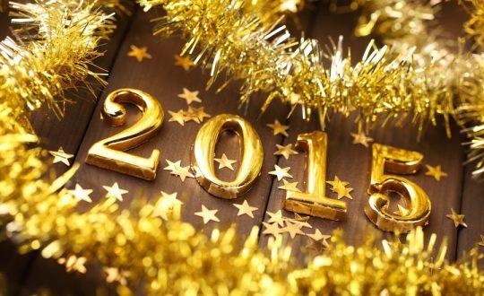 Волонтеры встречают Новый год