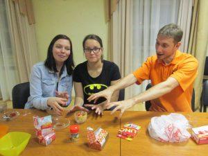 Волонтеры в детском Наркодиспансере Волонтеры в детском Наркодиспансере