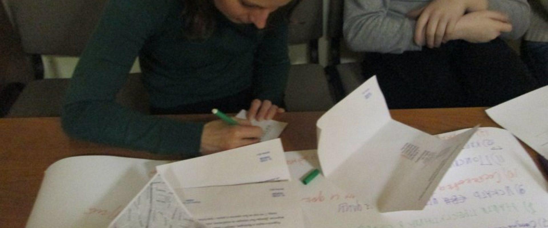 Волонтеры в Наркодиспансере