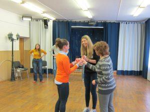 Тренинг для волонтеров