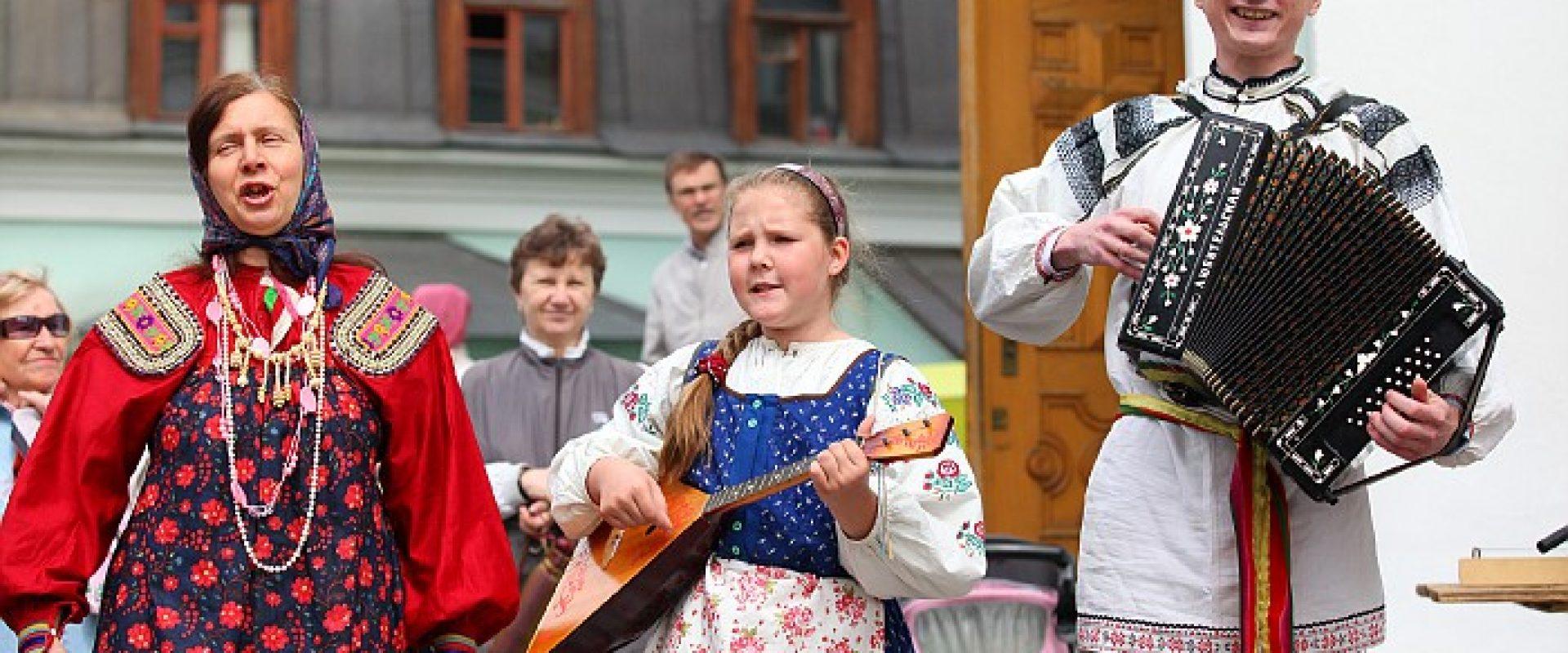 Даниловцы волонтеры Ярмарка