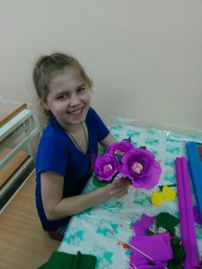 РДКБ Волонтеры дети