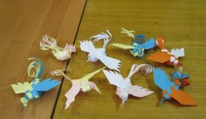 Птицы счастья в Детской психиатрической больнице №6