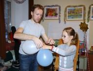 Святки в Пансионе семейного воспитания в Одинцово