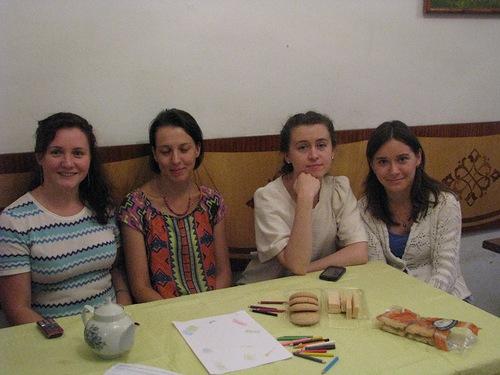 Даниловцы: встреча психологической поддержки