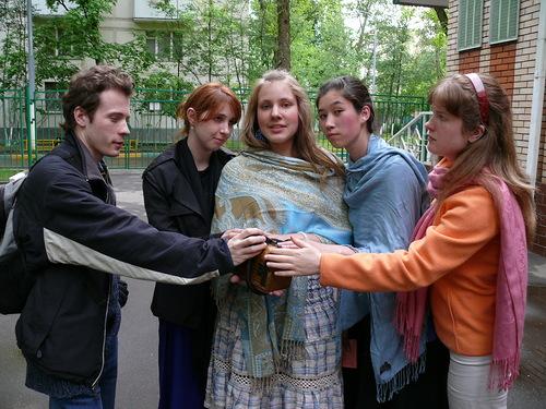 Группа в Детско-подростковом отделении наркологического диспансера №7