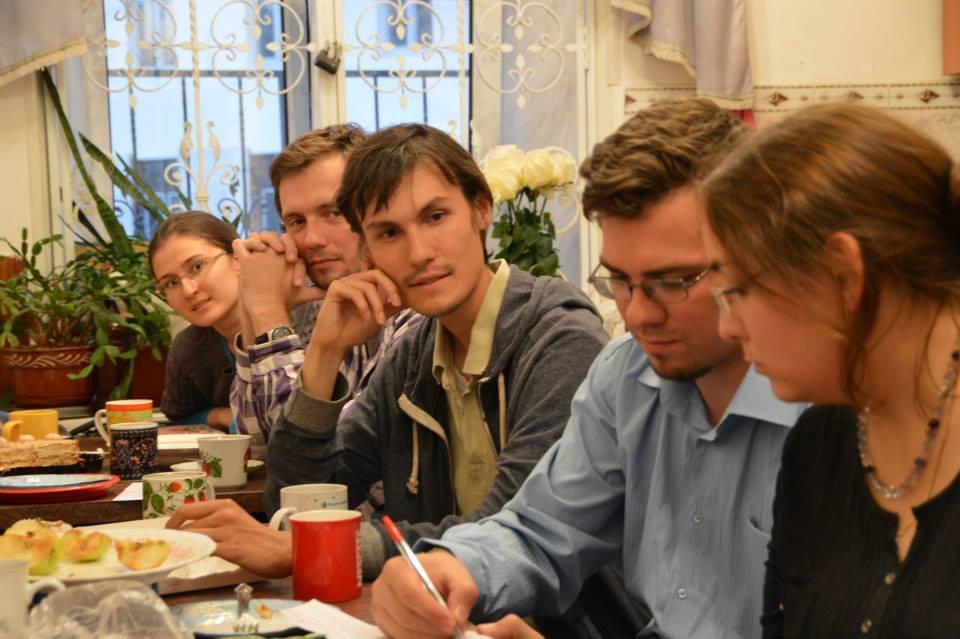 Собрание Совета волонтерского движения