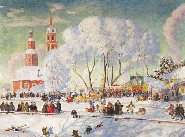 2 марта. Масленица! Благотворительная ярмарка в Царицыно