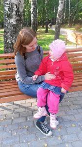 Волонтеры в детском доме-интернате №15 для умственно отсталых