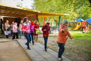 Даниловцы в детском доме-интернате №24 для умственно отсталых детей