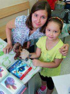 Волонтеры в РДКБ отделении нефрологии и гинекологии