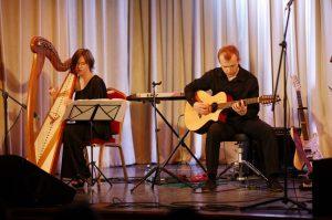Волонтеры организовали концерт для детдомовских детей