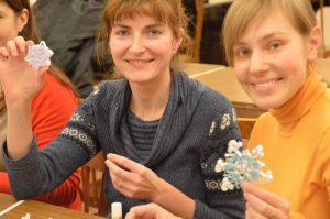 Творческие встречи для волонтеров