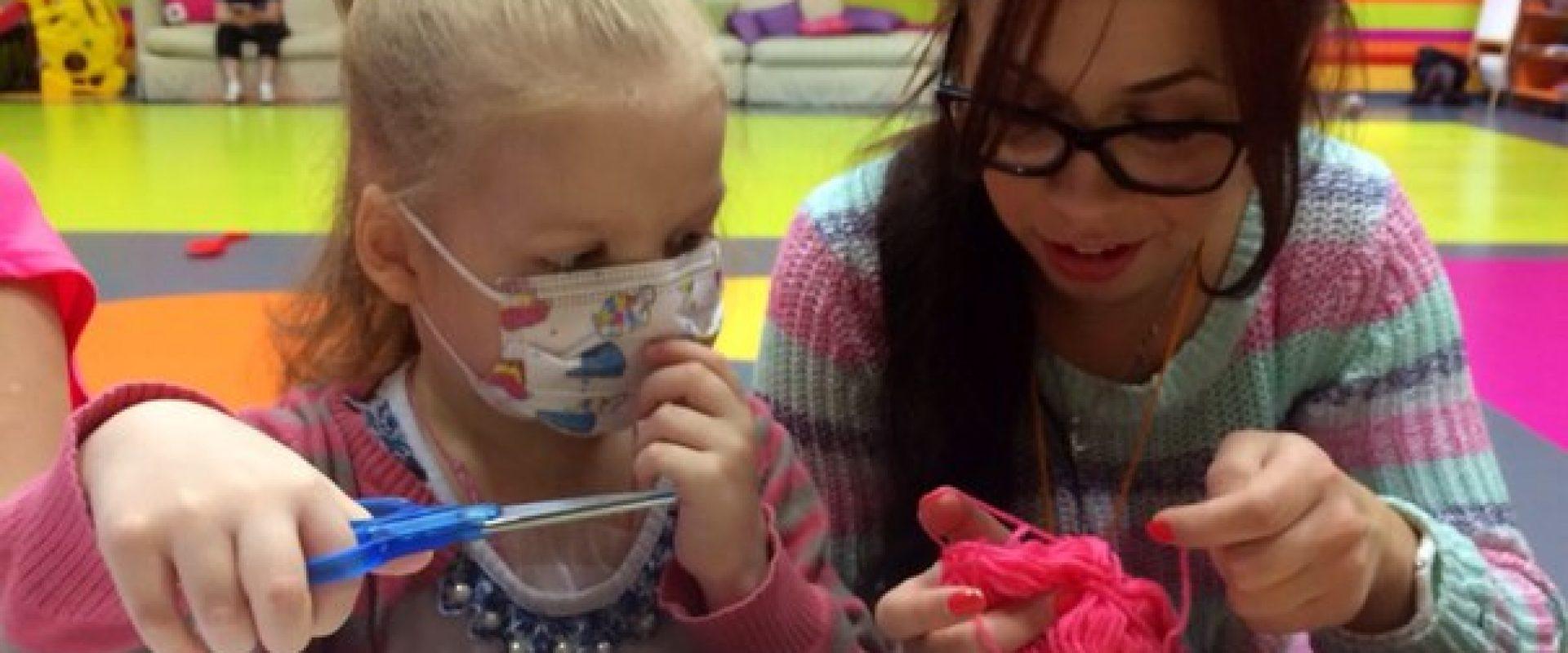 Волонтеры в детских больницах