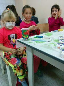 Волонтерская деятельность в больницах
