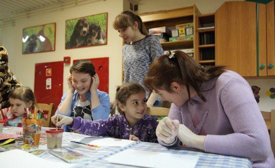 Волонтеры в Москве и Подмосковье