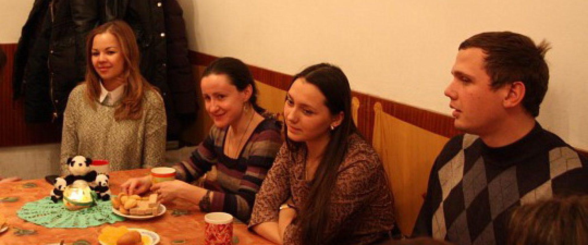 Встречи волонтеров движения Даниловцы