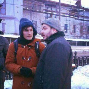Данияр Шамканов (Даниловцы) и Илья Кусков (Милосердие)