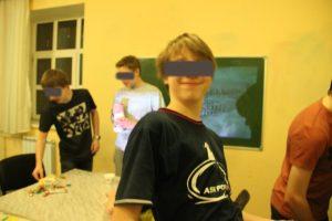 Волонтеры даниловцы в наркодиспансере