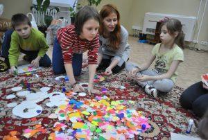 Волонтеры Даниловцы в приюте в Ступино