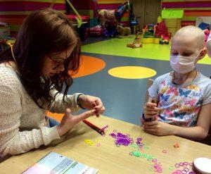 Поделки с детьми в больнице