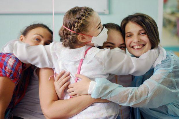 Быть волонтером в Фонде «Подари жизнь». Часть 1.