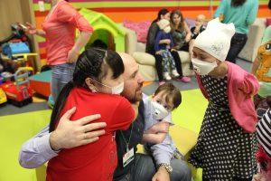 Даниловцы волонтеры в детской больнице