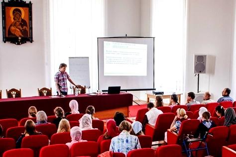 Руководитель «Даниловцев» принял участие в работе семинара «Миссия и милосердие»