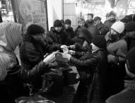 Главная трудность на выходах к бездомным — это держать границы