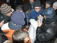 Отверженные — как прошлогодний календарь или Даниловцы помогают бездомным