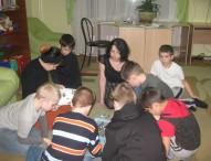 Психолог Добровольческого движения Даниловцы провела тренинг в соцприюте