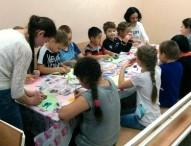 Смена координатора и октябрьские посещения группы волонтеров-даниловцев в РДКБ