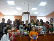 Волонтеры-даниловцы в Ступинском приюте