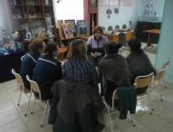 В Вербное воскресенье волонтеры Даниловцы посетили две можайские колонии