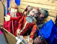 Даниловцы и «99 овец» привезли в ФНКЦ «Балаганчик сказок»