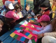 Дарить детям радость