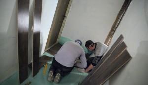Дневник группы благотворительных ремонтов. Май 2016
