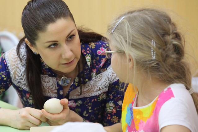 Надежда Лаврова - волонтер в детской больнице