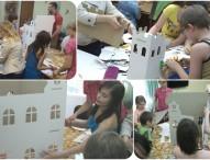 Замки для детей в приюте