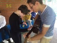 Песни под гитару и небольшая фотосессия в ДДИ №24