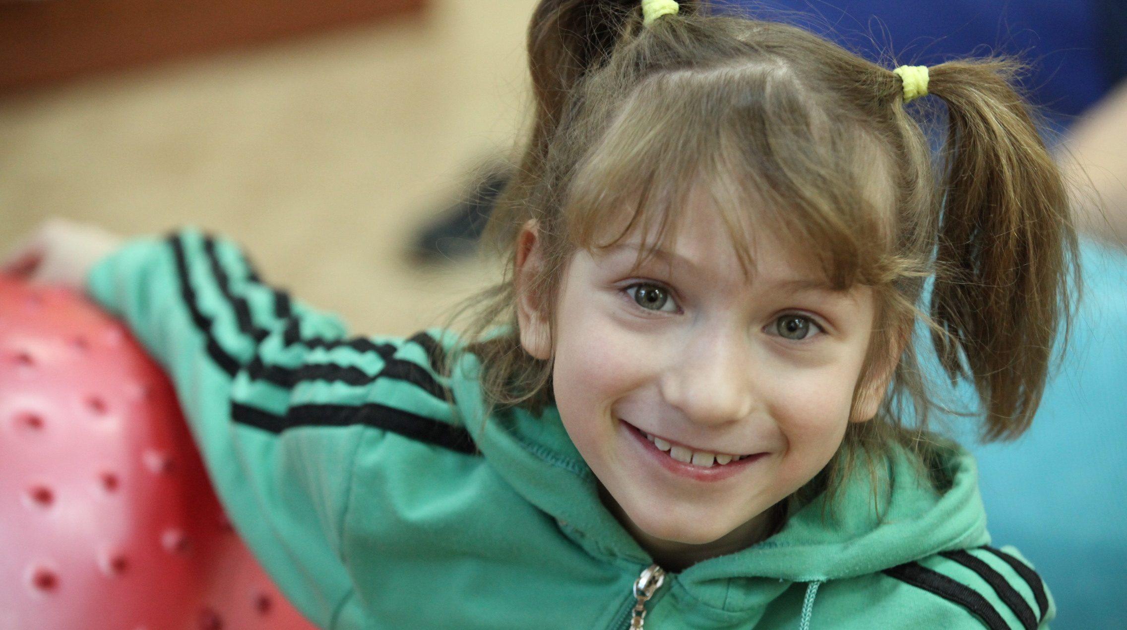 Детские улыбки — лучшая награда!