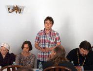 Даниловцы поделились опытом с участниками круглого стола «Привлечение мирян к социальному служению РПЦ»