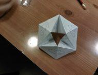 Квартальное оригами