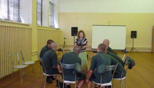 Даниловцы провели в можайских колониях мастер-классы и тренинги